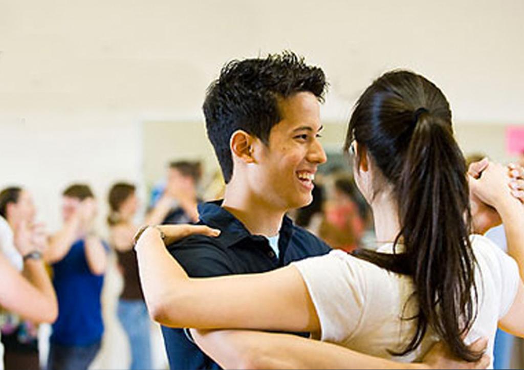 Group Ballroom and Latin Classes